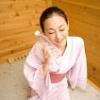 アトピー肌は汗をかいたほうがいい?代謝を上げる半身浴の効果的な一工夫