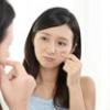 顔が乾燥し皮膚がポロポロ落ちる| アトピーの落屑にはセラミドで保湿を