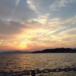 ラグーナのサンセットクルージング|成人アトピーのストレスは海で癒せる