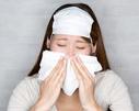 1月の花粉症でアトピー顔がヒリヒリ|アレルギー予防薬の服用はいつ?