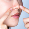 アトピー肌で小鼻がべたつく|洗顔フォームを使わない汚れの落とし方